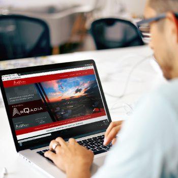 Grupo ArQTech – Diseño Web