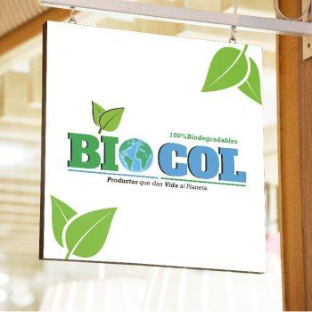 Biocol – Diseño de Marca