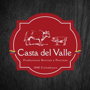 Casta del Valle – Naming, Diseño de Marca, Branding