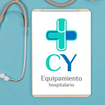 CY Equipamento Hospitalario – Diseño de Marca y Diseño Gráfico